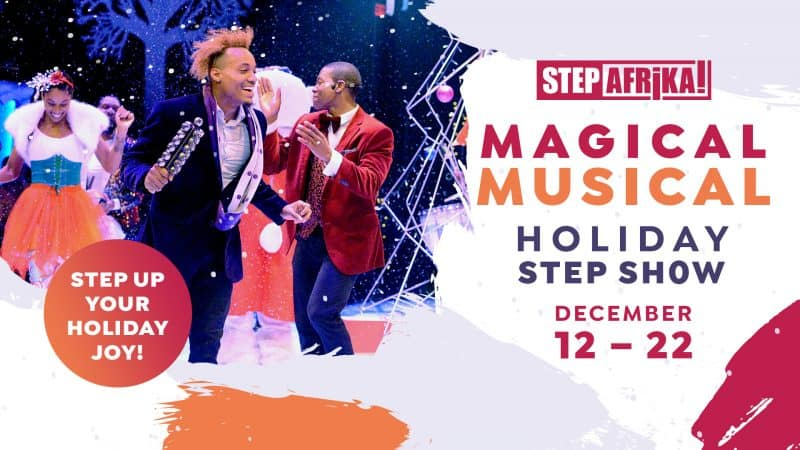 Magical Musical Holiday Step Show