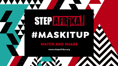 #MaskItUp Video Premiere